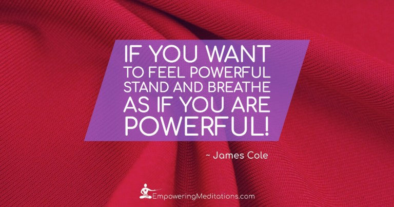 Meme - If you want to feel powerful - Page