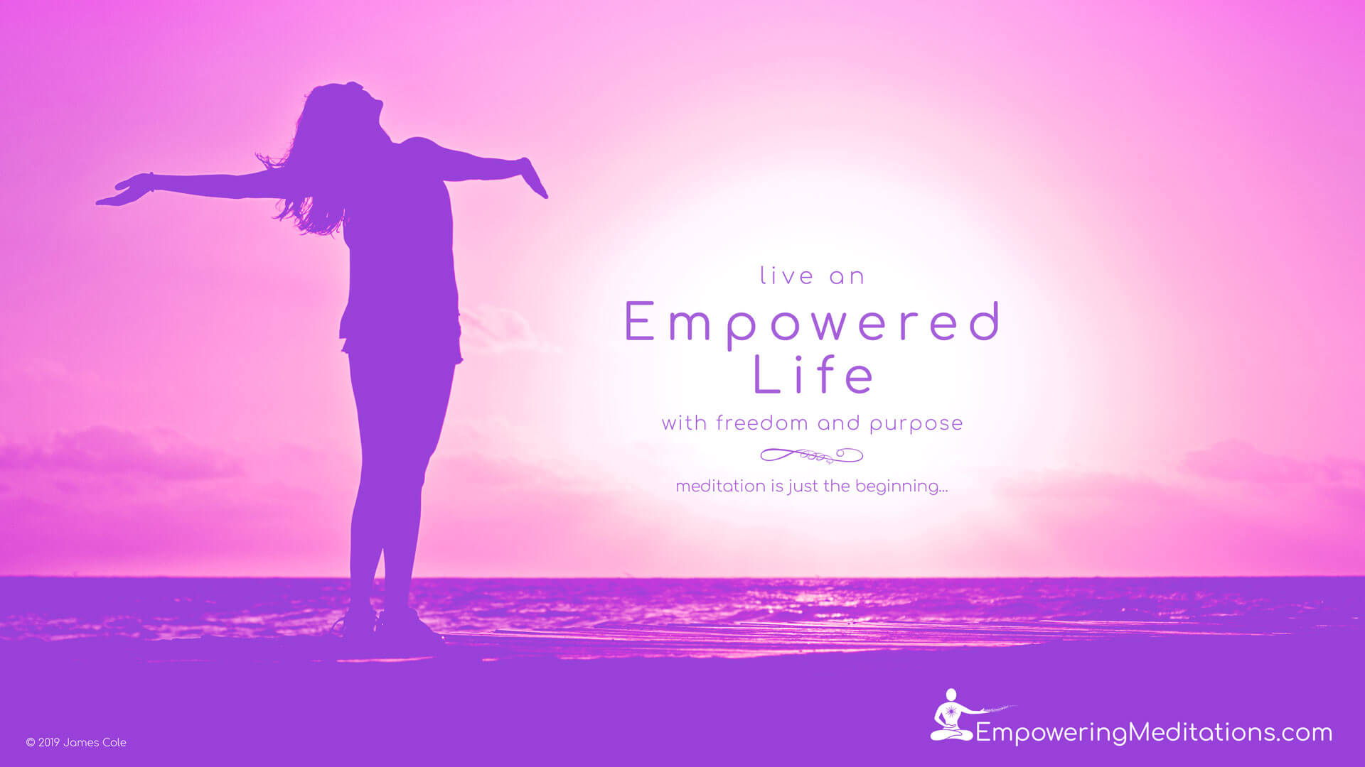 Live an Empowered Life with this online personal development program
