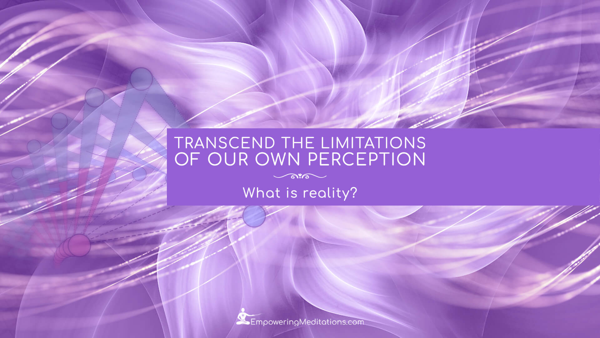 Blog - Transcend the limitations of our own perception - Page