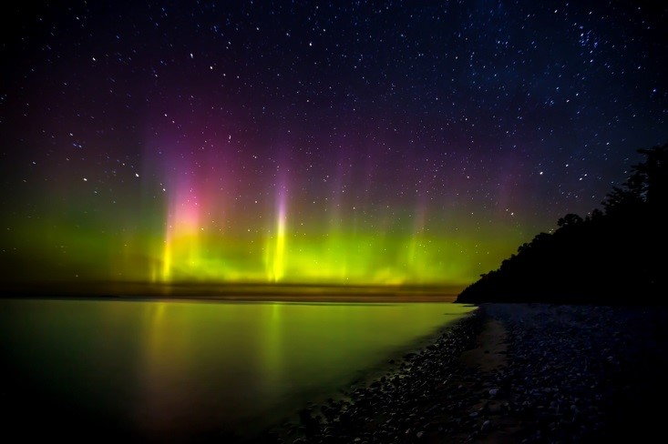 Michigan Northern Lights