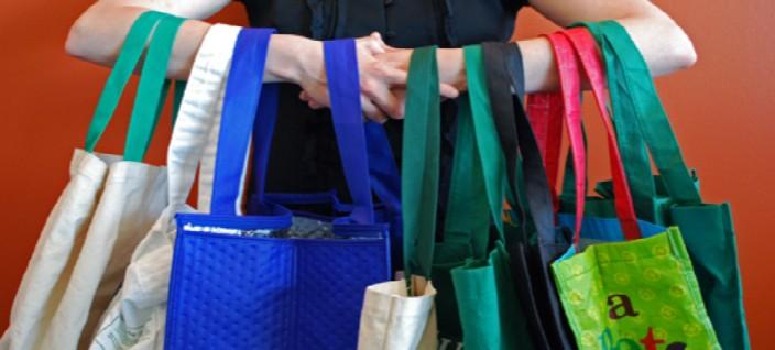 Reusable Bags givaway