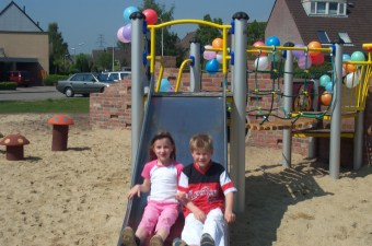 My first playground in The Netherlands