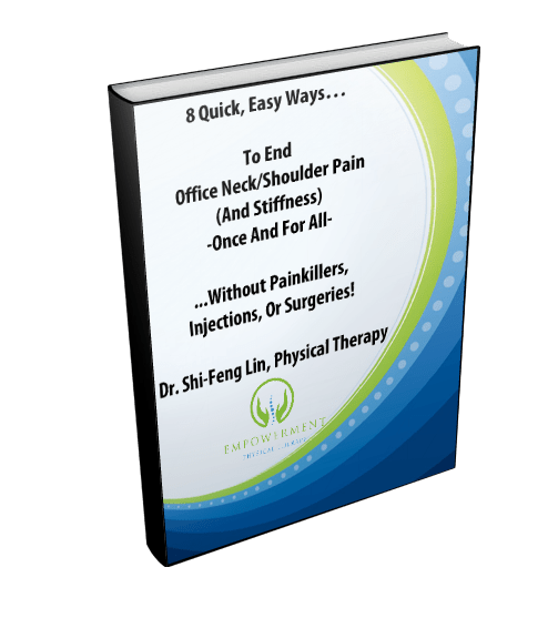 3D Neck Pain Ebook Cover Page
