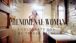 Phenomenal Woman, I Celebrate You