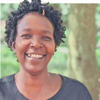 - mother, Kenya