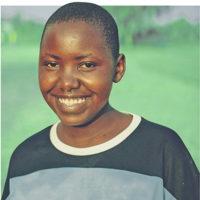 - child at Maono Light, Kenya