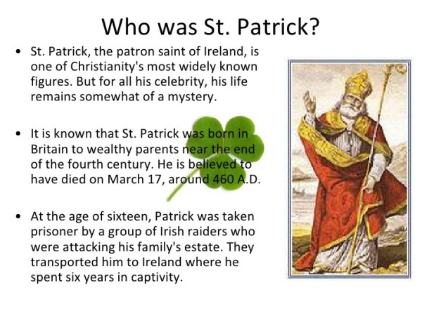 Why is St. Patrick's Day Celebrated on March 17th ? | Know ...