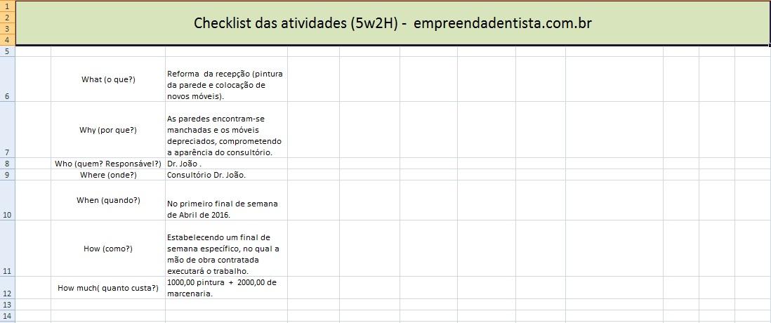 Exemplo 5w2h