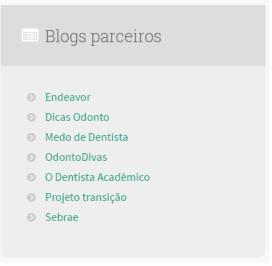 visitas no blog