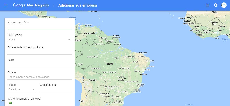 consultorio no google maps 2