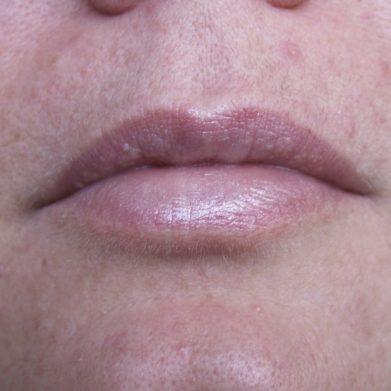 lèvres avec cien shiny pearl
