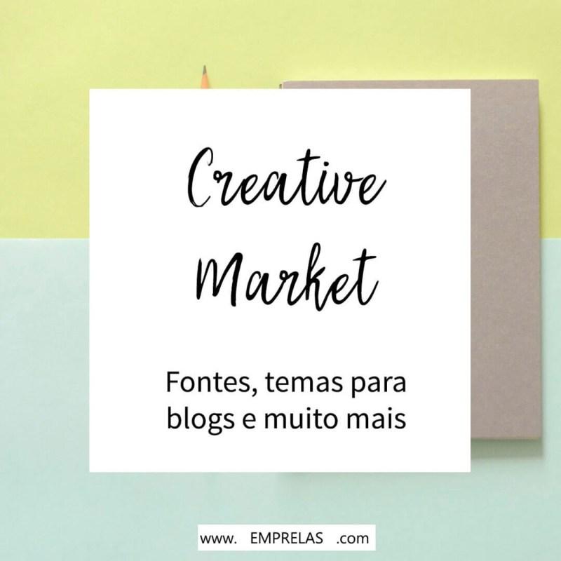 Conheça o Creative Market