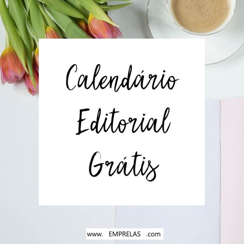 calendário-editorial