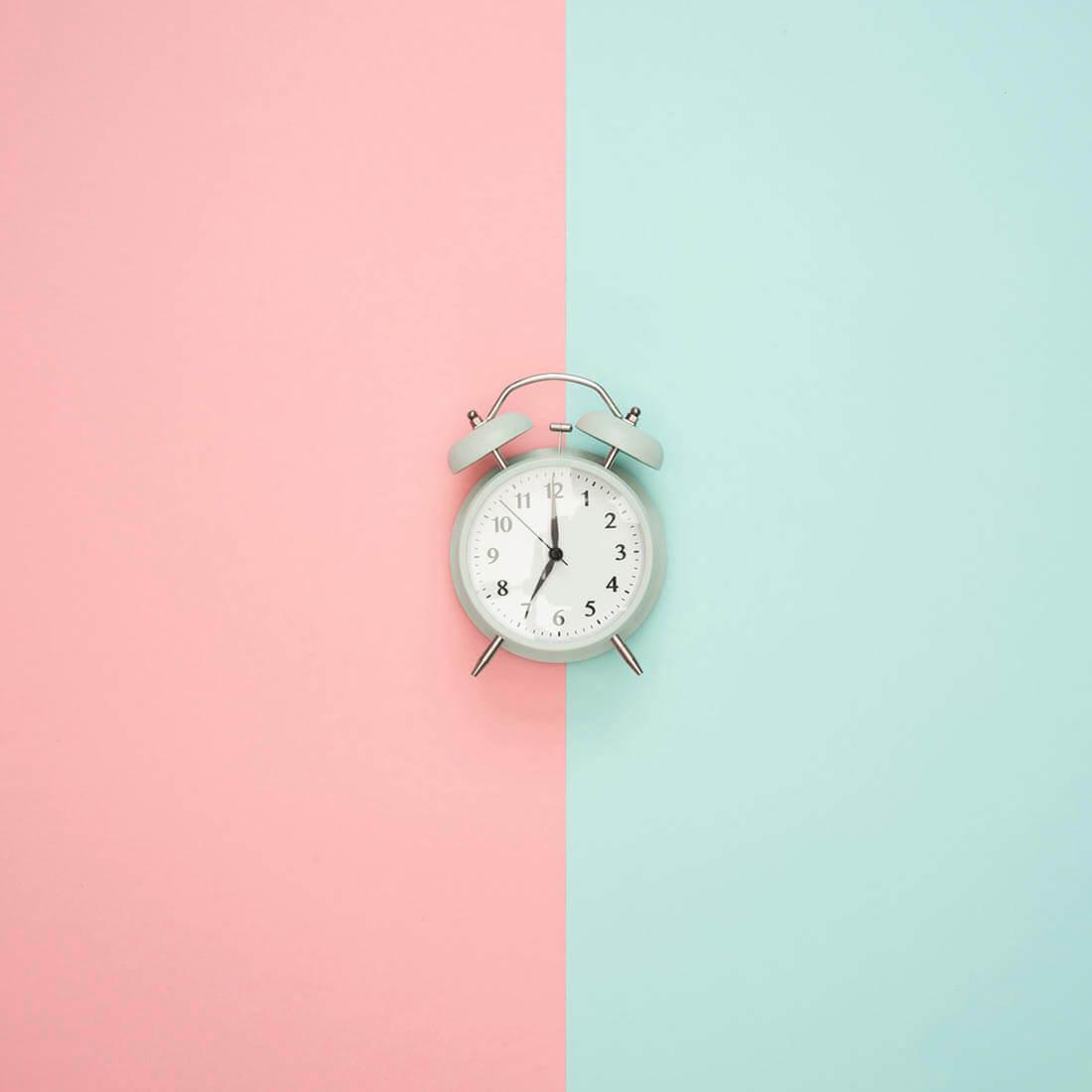 hábitos- quanto tempo lava para mudar