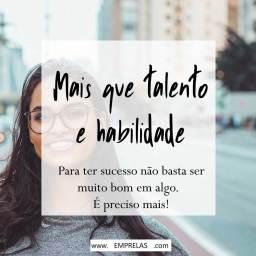 mais que talento e habilidade