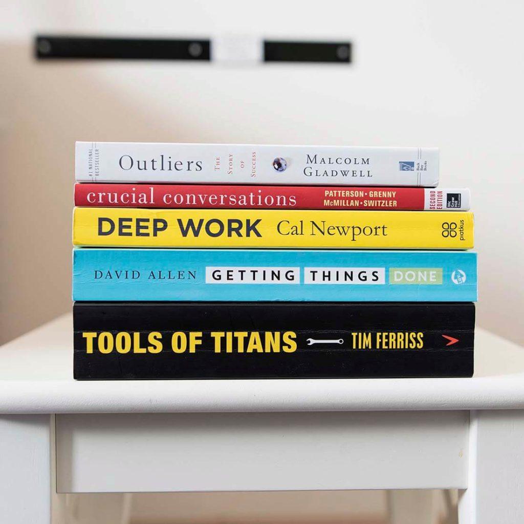 livros sobre empreendedorismo
