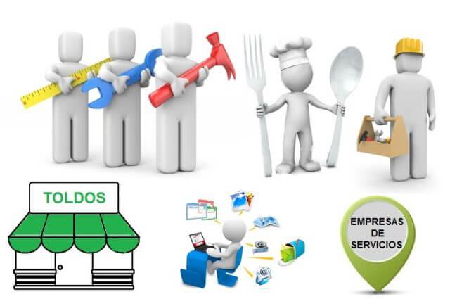 empresas de servicio
