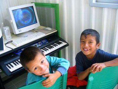 Cauca - Parque Informático Carlos Galván