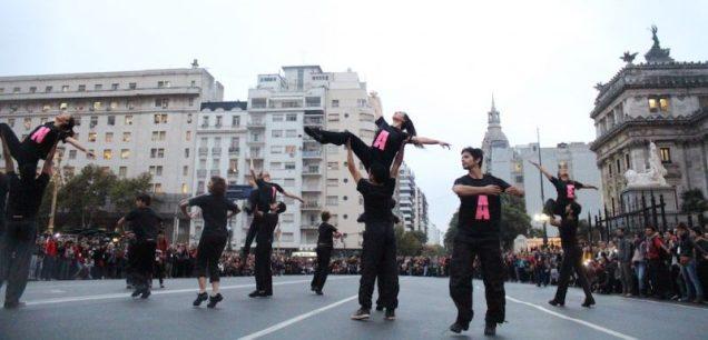 Ley de Danza Flashmob