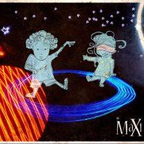 Maxi-Bearzi. Felipe y Ju