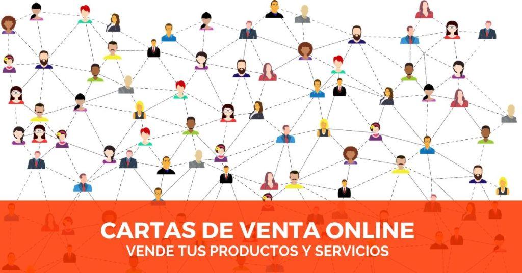 Cartas de Venta Online para Vender tus Productos y Servicios