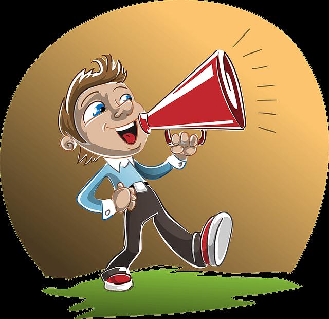 Comunica tu mensaje con el mundo