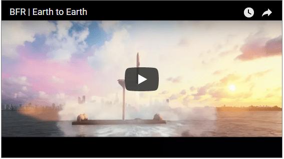 Elon Musk quiere que SpaceX te lleve a cualquier parte de la Tierra en menos de una hora