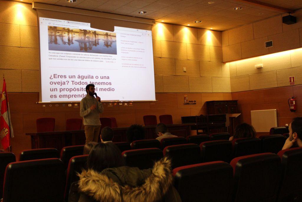 Alberto Enguita - Congreso De Emprendedores Libres en Soria