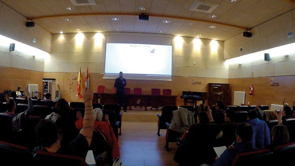 Rubén Cervero - Congreso De Emprendedores Libres en Soria