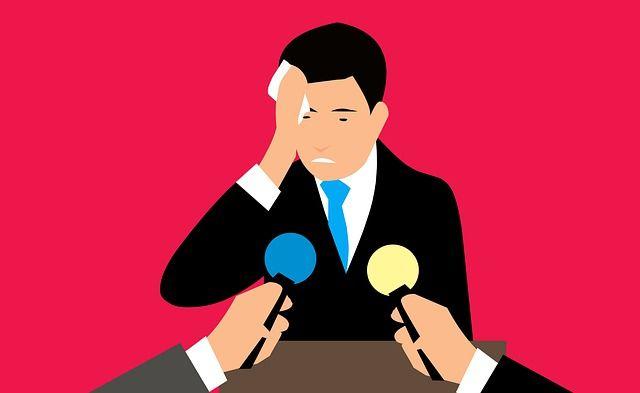 ¿Qué te puede ocurrir al hablar en público?