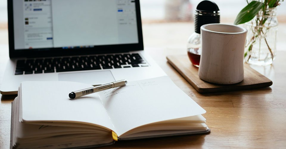 Escribir intenciones