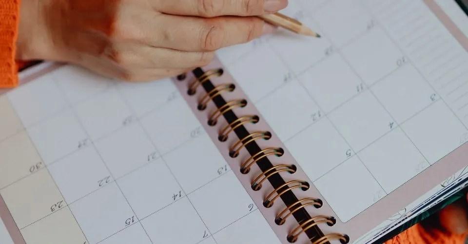 Lista de tareas para planificar