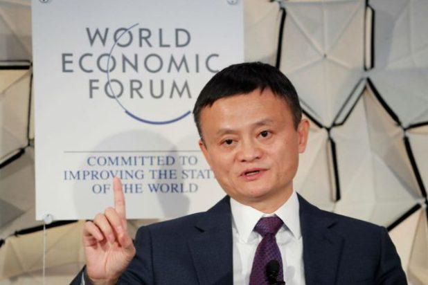 Jack Ma renuncia a la presidencia de Alibaba
