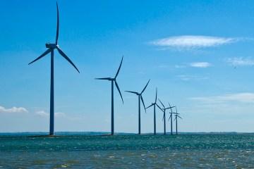 Dinamarca apuesta por la energía eólica en el Mar del Norte