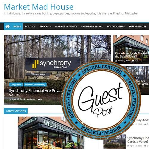 Guest Post on Market Mad House - Empresa-Journal
