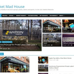 Market Mad House Web