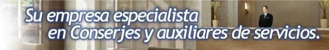 Empresa de Conserjes en San Agustin de Guadalix