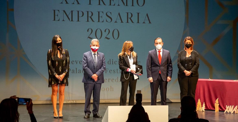 Gala XX Premio Empresaria 2020