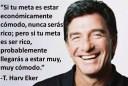 T. HARV EKER, EN EL MASTER DEL GUAPO HACKER, DE XAVIER VALDERAS