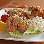 Nuggets de camarón