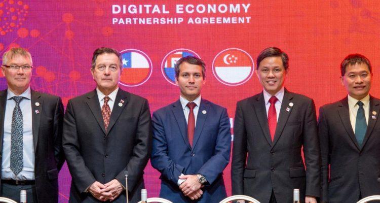 Chile, Nueva Zelanda y Singapur cierran las negociaciones del ...
