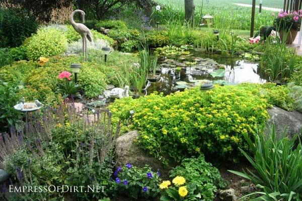 17+ Beautiful Backyard Pond Ideas For All Budgets ... on Backyard Pond Landscaping Ideas id=93776