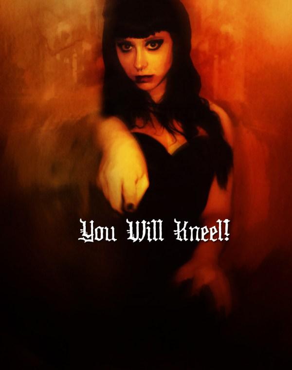 empress vox siren, financial domination, femme domme, gothic domme