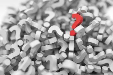 interrogação representando os direitos dos clientes