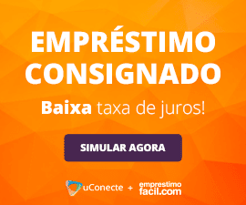 Banner Simule seu empréstimo consignado! - post Taxa antecipada no empréstimo consignado é NÃO EXISTE!