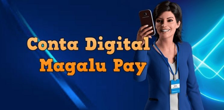 Conta Digital Magalu Pay