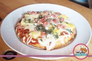 puerto vallarta, food truck, waffle, pizza, foodie