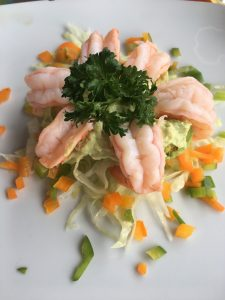 gaby's, shrimp, avocado, lunch, mexican cuisine, puerto vallarta, foodie,