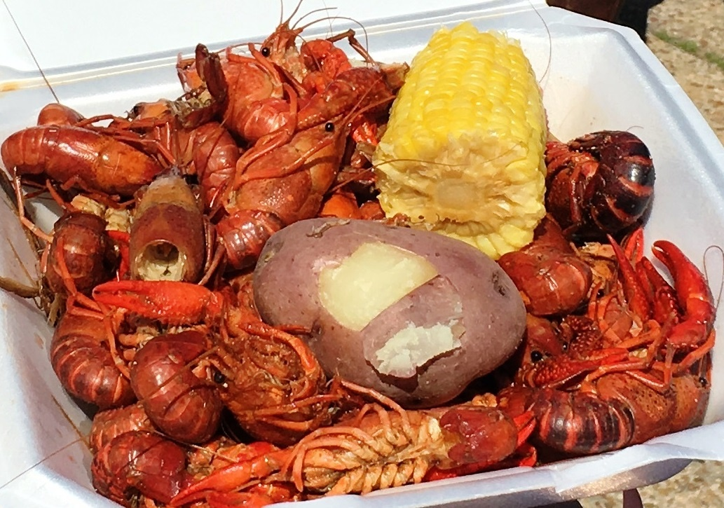 video, shreveport, Bossier City, Louisiana, Crawfish, Crawdad, king cake