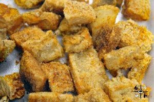 homemade Crispy Chitlins at Le Blues Landing